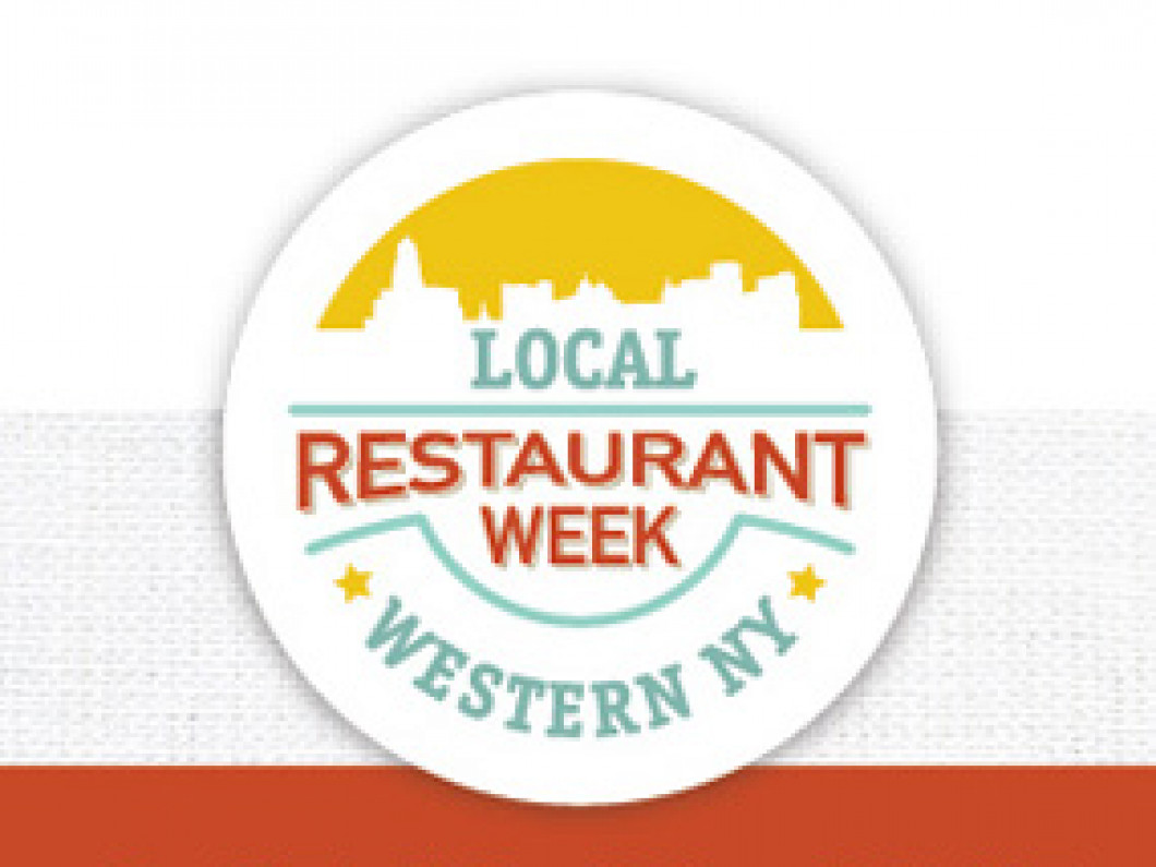 "Local Restaurant Week in WNY is  one of the country's largest ""restaurant week"" celebrations!"