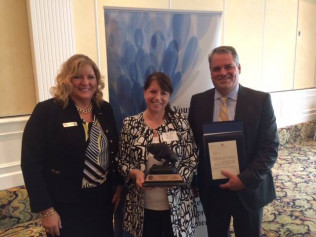 2017 Small Business of the Year Award - Amherst Chamber of Commerce